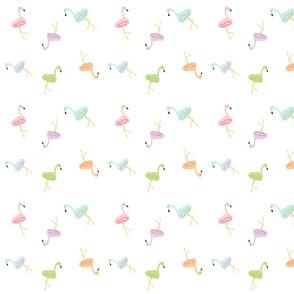 Flamingo Around 2 - 633 MED