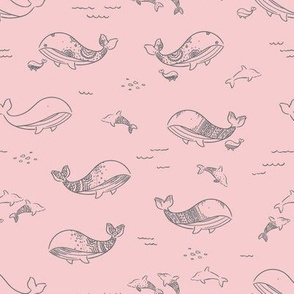 Pretty Whales - Blossom
