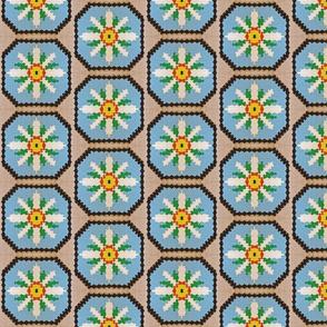Brick Toy Mandala