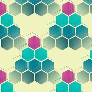 hexagonfabric