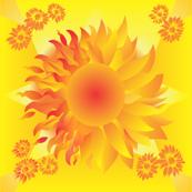 Sun&Sunflower - revised