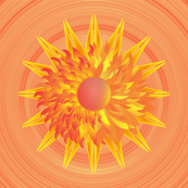 Sun&Sunflower - revised