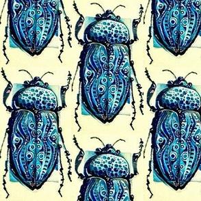 Blue Beetles