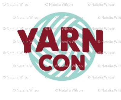 mini YarnCon logo