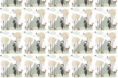 Something in the air fabric by katherine_quinn on Spoonflower - custom fabric