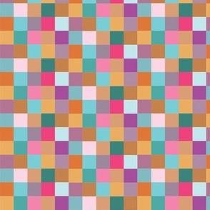 Puppy Pixels warm pink
