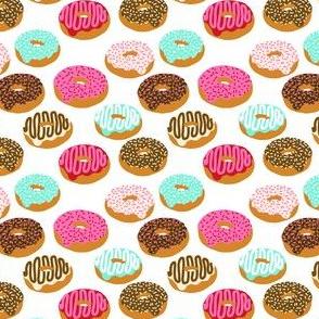 donuts mini print
