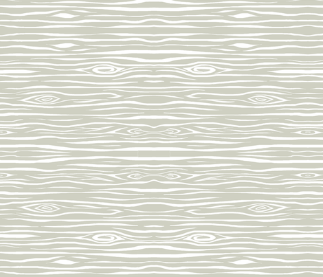 Woodgrain small - muted sage fabric by sugarpinedesign on Spoonflower - custom fabric