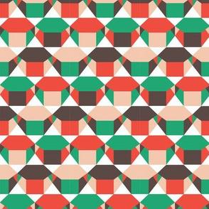 Hexagonal Modern