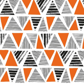 Painted_triangles_and_stripes_orange_and_black