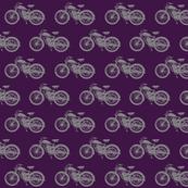 Grey Motorcycles // Plum