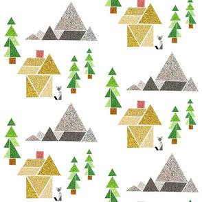 Mount Tangram