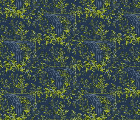 jungle_green fabric by wolfbirch on Spoonflower - custom fabric