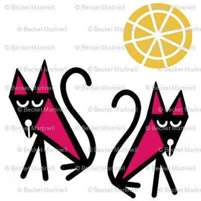 Two_Small_Town_Cats sewindigo