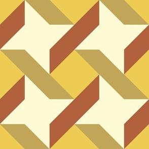 Bayeux Ribbon Star 1