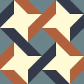 Bayeux Ribbon Star 3