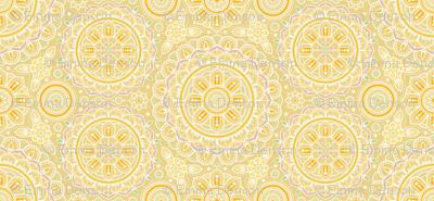 Yellow_Mandalas