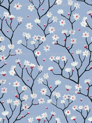 Blossom Blue