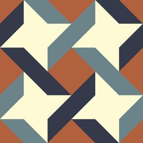 Bayeux Ribbon Star 4