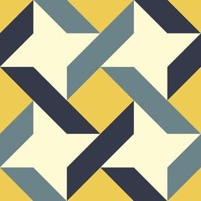 Bayeux Ribbon Star 5