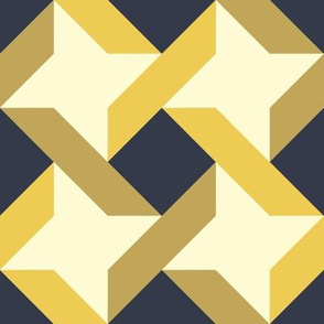 Bayeux Ribbon Star 9