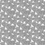 Silver tangram coordinate