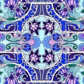 Singing the Art Nouveau Victorian Blues