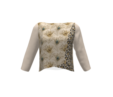 Linen Leopard