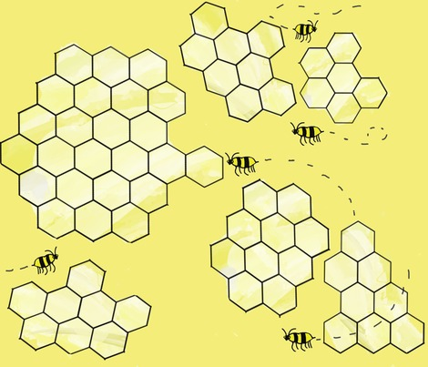 Rbees_hexagon_contest139422preview