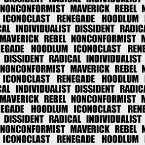 dissident synonyms 2