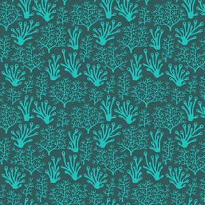 Coral reef navy (small)