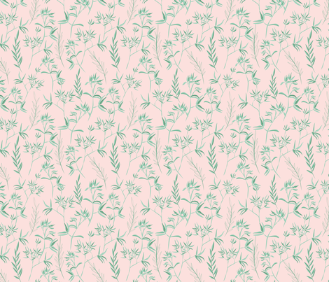 exotic_green fabric by youdesignme on Spoonflower - custom fabric