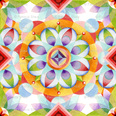 Beaux Arts Kaleidoscope