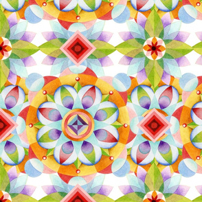 Beaux Arts Kaleidoscope
