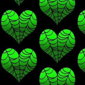 Spiderweb Heart