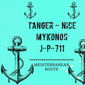 Tanger - Mykonos
