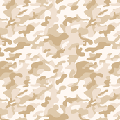 Pastel Brown Camouflage