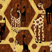 Giraffe_Shapes