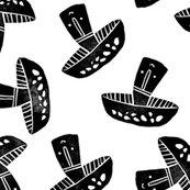 Rblockprint-monochrome-mushrooms02_shop_thumb