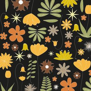 laura-pezzutto-miscellaneous-flowers-color-clock