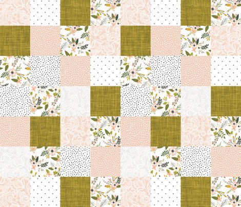 Rblush-sprigs-and-mustard-patchwork_shop_preview