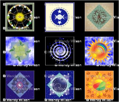 Pagan Squares 2