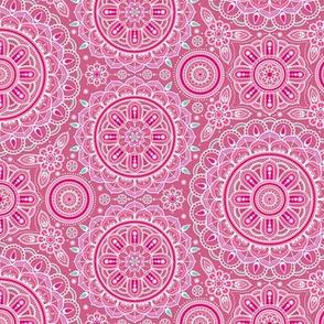 Pink Mandalas small