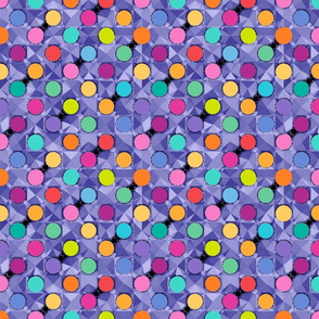 Polka Dots and Pie Charts