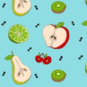 Fruit & Ants Picnic Dance