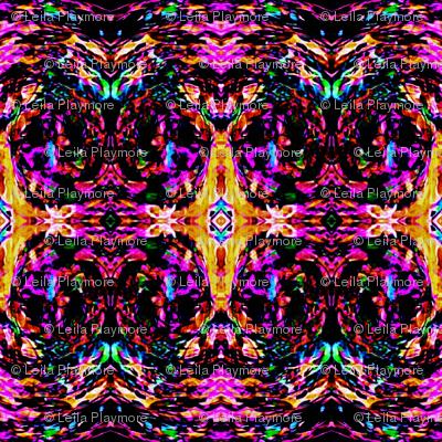 Kaleidoscope Dreams Plum