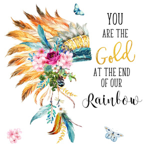 2 Yards / Jack's Story / You are the Gold at the end Quote