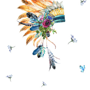 2 Yards / Young Souls Headdress