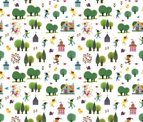Rrralain-gree-fabric-forest-house2_shop_preview