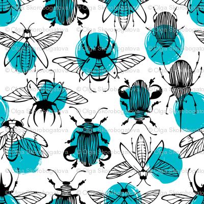 Exotic beetles